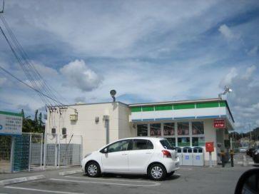 沖縄本島、最北端のコンビニ