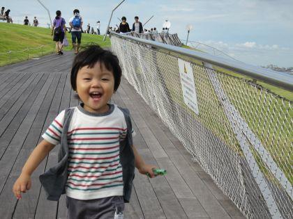 横浜港 大さん橋