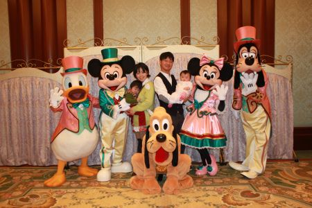 ディズニー・カードクラブ 記念日パーティー