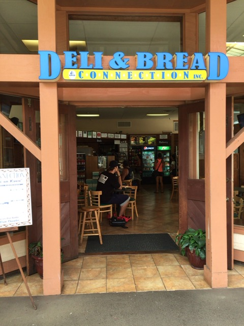 Deli & Bread Connection