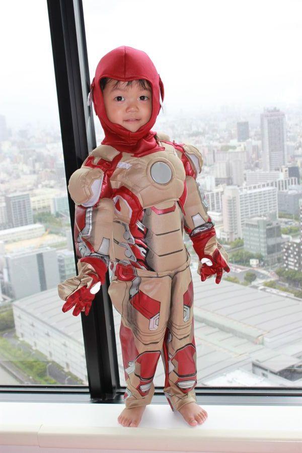 アイアンマンスーツ