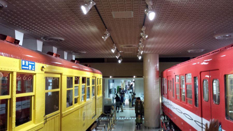 地下鉄博物館(ちかはく)