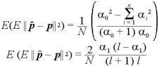 モーメント法による推定量